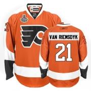 finest selection b8bff 1ec57 James van Riemsdyk Jersey, Authentic Flyers James van ...