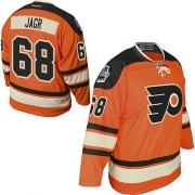 7523b1ea1 Reebok Jaromir Jagr Philadelphia Flyers Official 2012 Winter Classic  Authentic Jersey - Orange