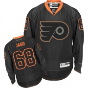 8a50ff14a Jaromir Jagr Jersey, Authentic Flyers Jaromir Jagr Orange, Black ...