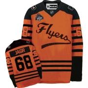 d882132df Reebok Jaromir Jagr Philadelphia Flyers Premier 2012 Winter Classic Jersey  - Orange