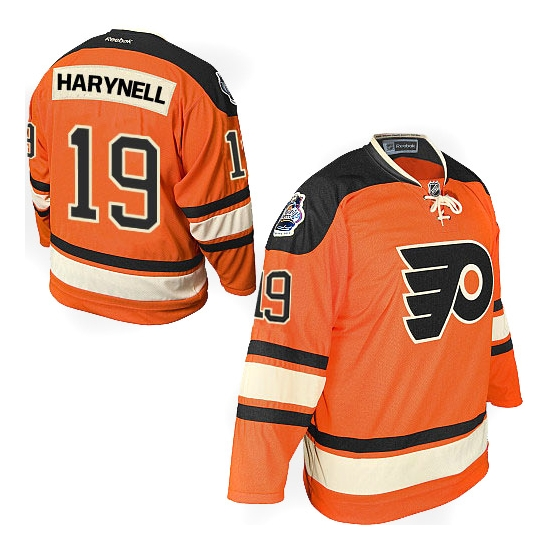 c623ade76 Reebok Scott Hartnell Philadelphia Flyers Official 2012 Winter Classic  Authentic Jersey - Orange