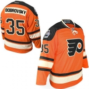 c42af45d3 Reebok Sergei Bobrovsky Philadelphia Flyers Official 2012 Winter Classic Authentic  Jersey - Orange