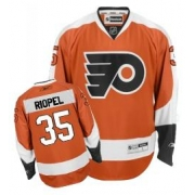 ccdcd2f4e Reebok Sergei Bobrovsky Philadelphia Flyers Authentic Jersey - Orange.   149.99. Reebok Sergei Bobrovsky Philadelphia Flyers Authentic St Patty s  Day ...