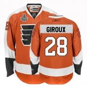 sports shoes bece3 e8c64 Claude Giroux Jersey, Authentic Flyers Claude Giroux Orange ...